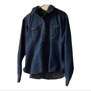 RIDERS, Women's Jean shirt 2XL